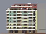 Двустаен апартамент в к-с Славейков в Бургас