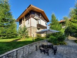 Modern panoramic mountain house in Chamkoria gated complex