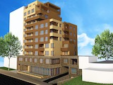 Commercial property for a medical practice in a new building in Burgas