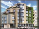 Апартаменти и магазини в нова луксозна сграда в центъра на Бургас
