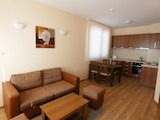 South-facing 1-bedroom apartment in Rila Park gated complex