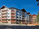 Панорамная двухкомнатная квартира в комплексе Рила Парк на курорте Боровец