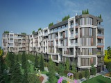 Attractive residential complex with many amenities in Burgas