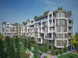 Нов атрактивен комплекс в новостроящ се район в началото на гр. Бургас