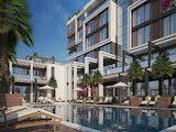 1-bedroom apartment in a new residential complex in Burgas