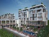 3-bedroom apartment in a new elite residential complex in Burgas
