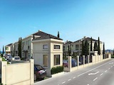 New complex of luxury villas in Sarafovo quarter in Burgas