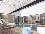 Modern villas in a new elite complex near the beach in Sarafovo district