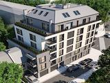 Тристаен апартамент в нова сграда в центъра на Бургас