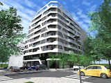 1-Bedroom apartment in a new modern building in Burgas