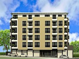 Studio-apartment in a new residential building in Burgas