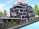 Тристаен апартамент с градина в нова сграда пред Акт 16