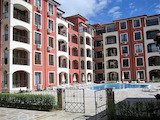 1-bedroom apartment in gated complex Ravda Dom III