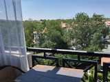 Studio apartment in a waterfront gated complex in Lozenets resort