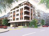 3-bedroom apartment in a new elite building in Burgas, Vazrazhdane district