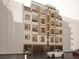 Новострояща се жилищна сграда в ж.к. Възраждане, гр. Бургас