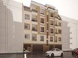 New elegant 5-storey building in Vazrazhdane district in Burgas