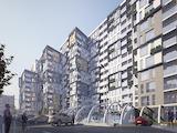 """Многостаен апартамент в нова сграда в ж.к. """"Меден рудник - зона А"""" в Бургас"""