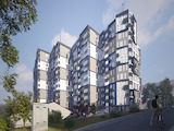 Тристаен апартамент в нова атрактивна сграда в Бургас