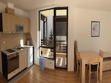 Fully furnished studio located in a luxury complex near the ski resort of Bansko