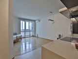 Sunny apartment in Manastirski livadi quarter
