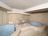 "Fitness and SPA center, located in a residential building ""Pirin Mountain Residence 3"" near the ski lift"