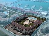 Тристаен апартамент с гледка към морето на първа линия в Свети Влас