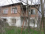 Two-storey House With Yard Set 10 km Away From the Town of Parvomay
