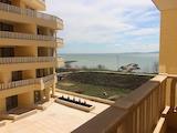 Едностаен апартамент с гледка към морето в Бургас
