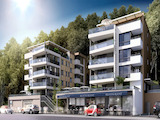 Investment project with permission for construction in Kranevo resort