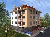 Новострояща се сграда в спокоен район на столицата