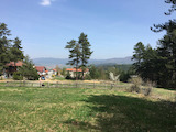 Building plot with project for residential construction near Velingrad