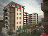 Тристаен апартамент в нов комплекс на град Велико Търново