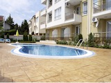 One-bedroom apartment 50 meters from the beach in Ravda
