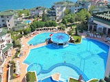 Beach-Front 1-bedroom Apartment in Ravda