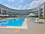 "Two-bedroom apartment in a complex near the camping ""Gradina"""