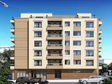 Тристаен апартамент в жилищна сграда ново строителство в ж.к. Изгрев в Бургас