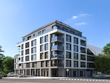 1-Bedroom apartment for sale in a new elite building in the center of Burgas