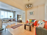 Тристаен апартамент преустроен в двустаен до бул. Витоша