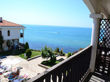 Sea view 1-bedroom apartment in a waterfront complex in Sveti Vlas resort