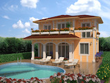 Wide choice of villas in a newly built complex in the ecologically friendly area of Pomorie, Kableshkovo