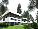 Modern house for sale in the eco-friendly area of Pomorie, Laka village