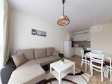 Luxury 1-bedroom Apartment Set Next to Evksinograd Residence