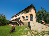 Guest house with amenities and mountain panorama in Shtarkelovo Gnezdo