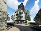 Новострояща се сграда в централен район на гр. Варна