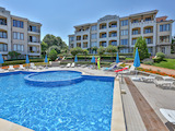 2-bedroom apartment in gated complex in Budzhaka area