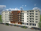 Apartments for sale in a new-build residential complex in Pomorie seaside resort