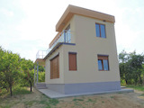 Stylish two-storey house with yard 18 km from Varna
