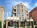 Двустаен апартамент с морска гледка близо до плажа в Равда