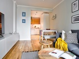 Чисто нов суперлуксозен апартамент в близост до НДК